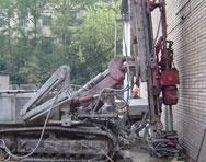 Разработка мероприятий по усилению фундаментов и грунтов основания